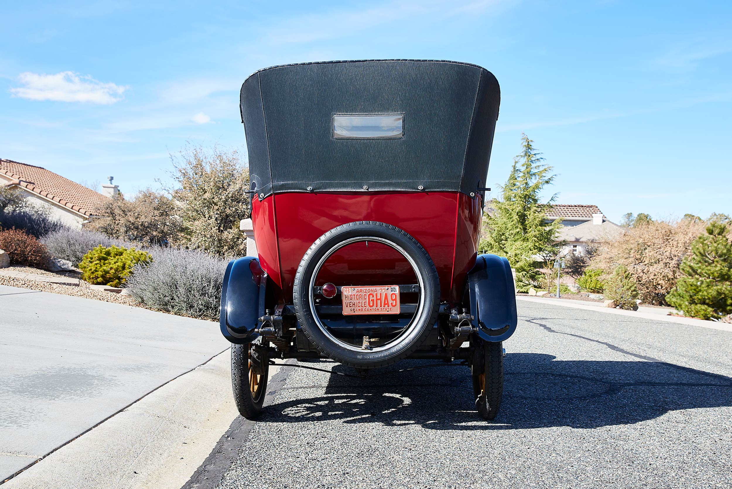 1918 Buick Touring Car WSJ - Steve Craft Photography - Phoenix Arizona Portrait Photographer
