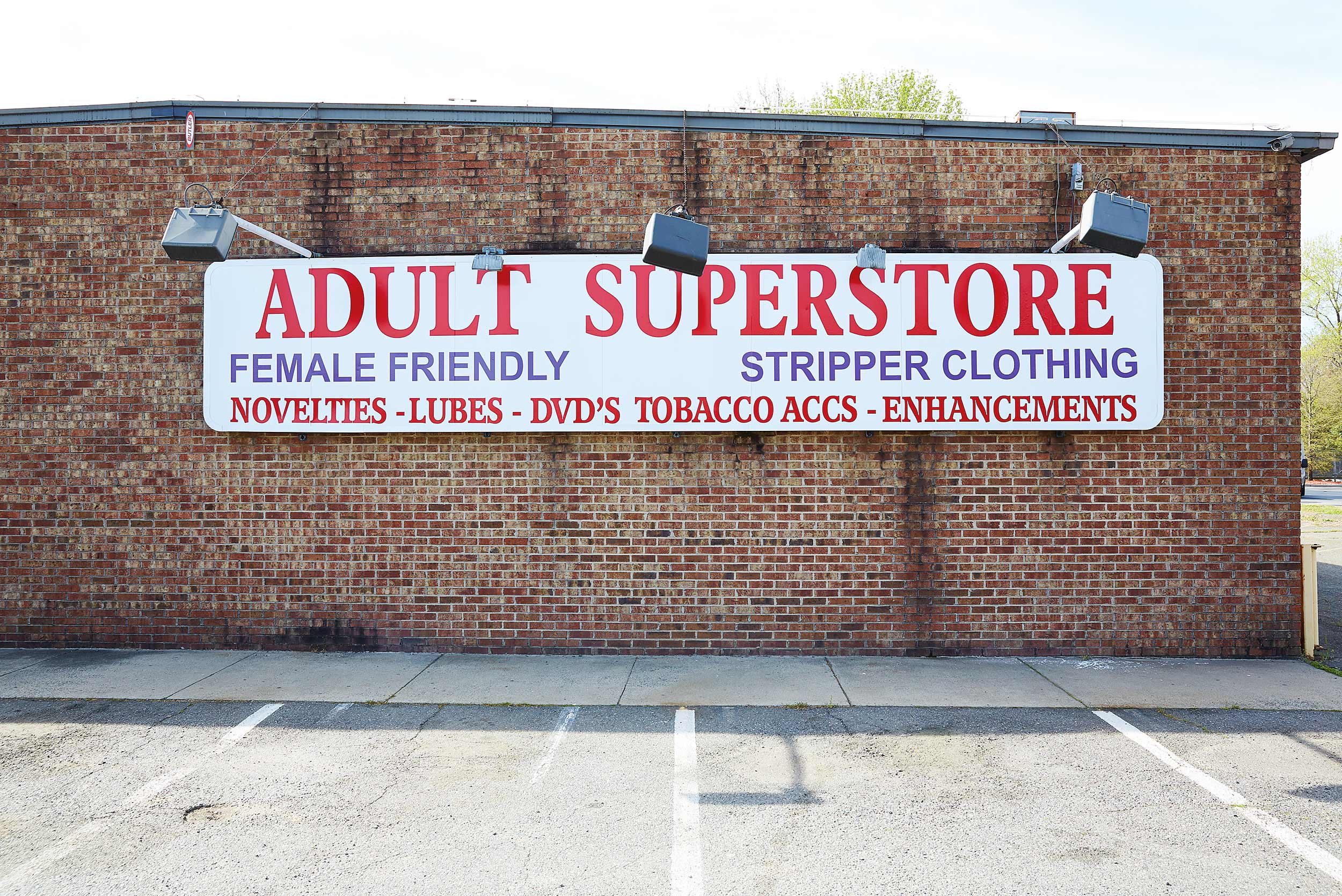 Adult Superstore - Steve Craft Photography - Phoenix Arizona Commercial Photographer