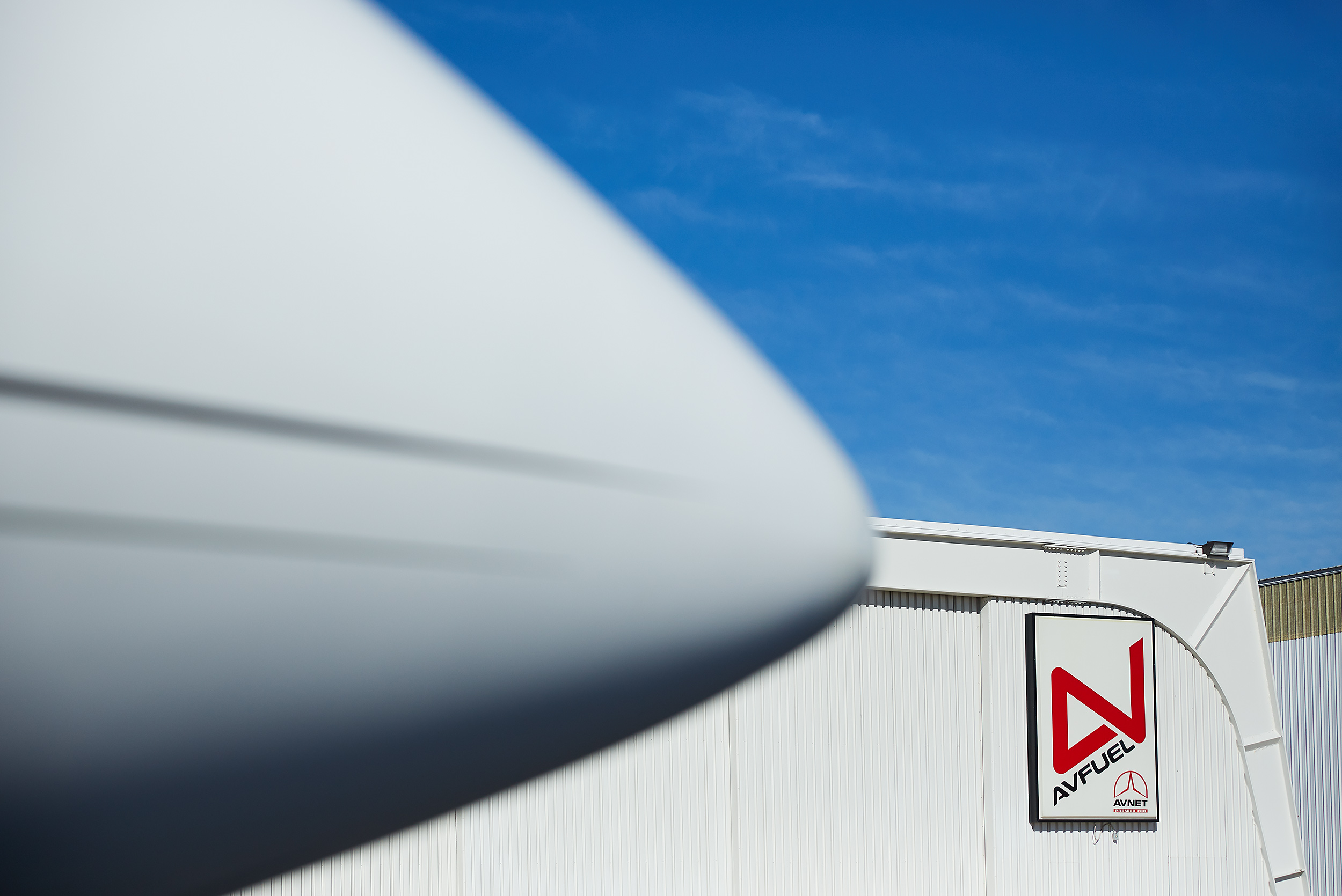 Avfuel hanger - Steve Craft Photography - Phoenix Arizona Commercial Photographer