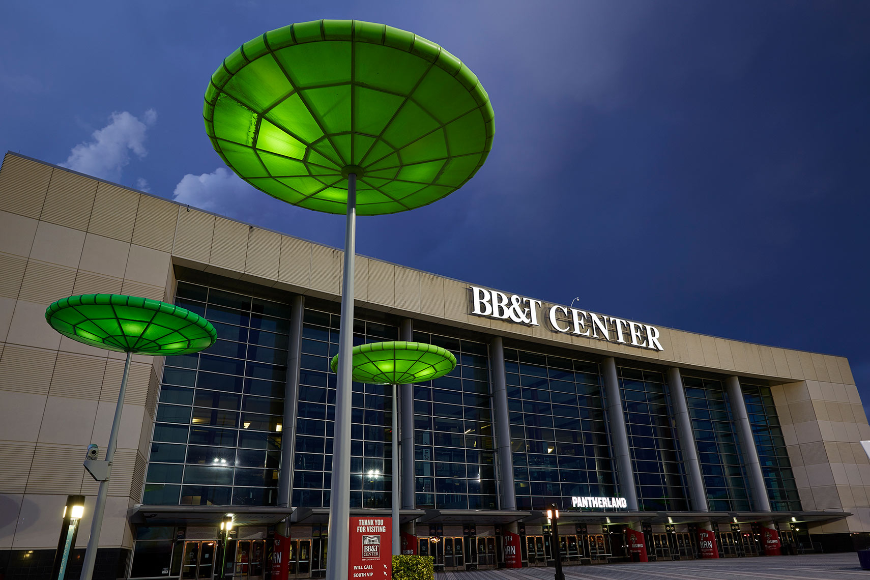 BB&T Center - Architecture Photographer - Steve Craft Photography - Phoenix, Arizona