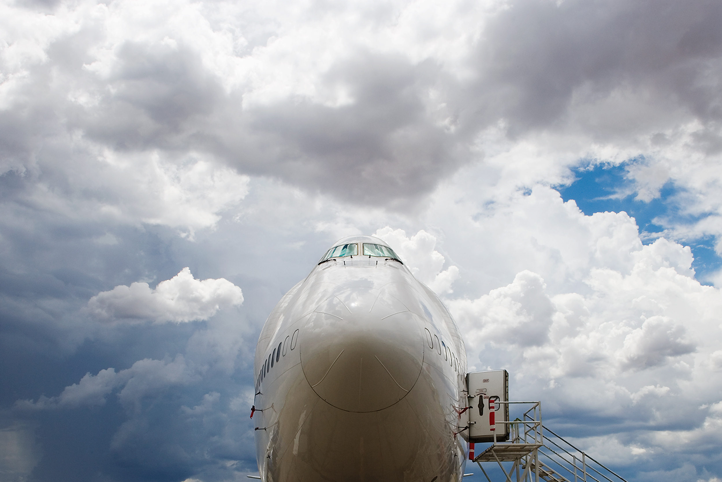 Boeing Dreamlifter Nose - Steve Craft Photography - Phoenix Arizona Commercial Photographer