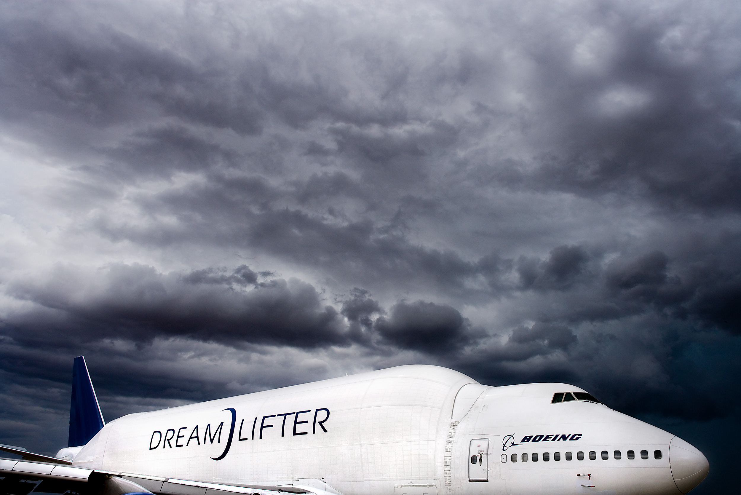Boeing Dreamlifter - Steve Craft Photography - Phoenix Arizona Commercial Photographer