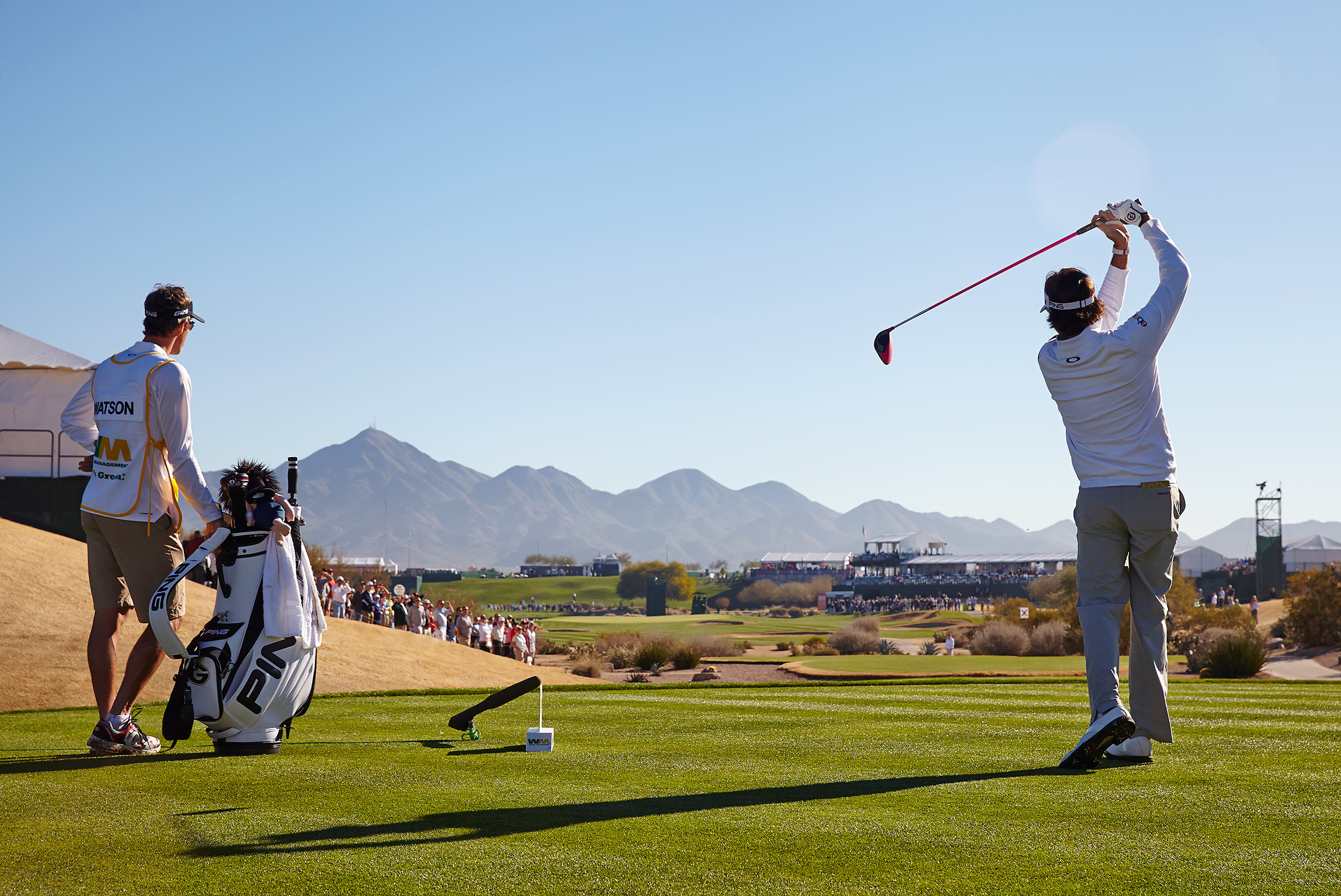 Bubba Watson - Steve Craft Photography - Phoenix Arizona Commercial Photographer