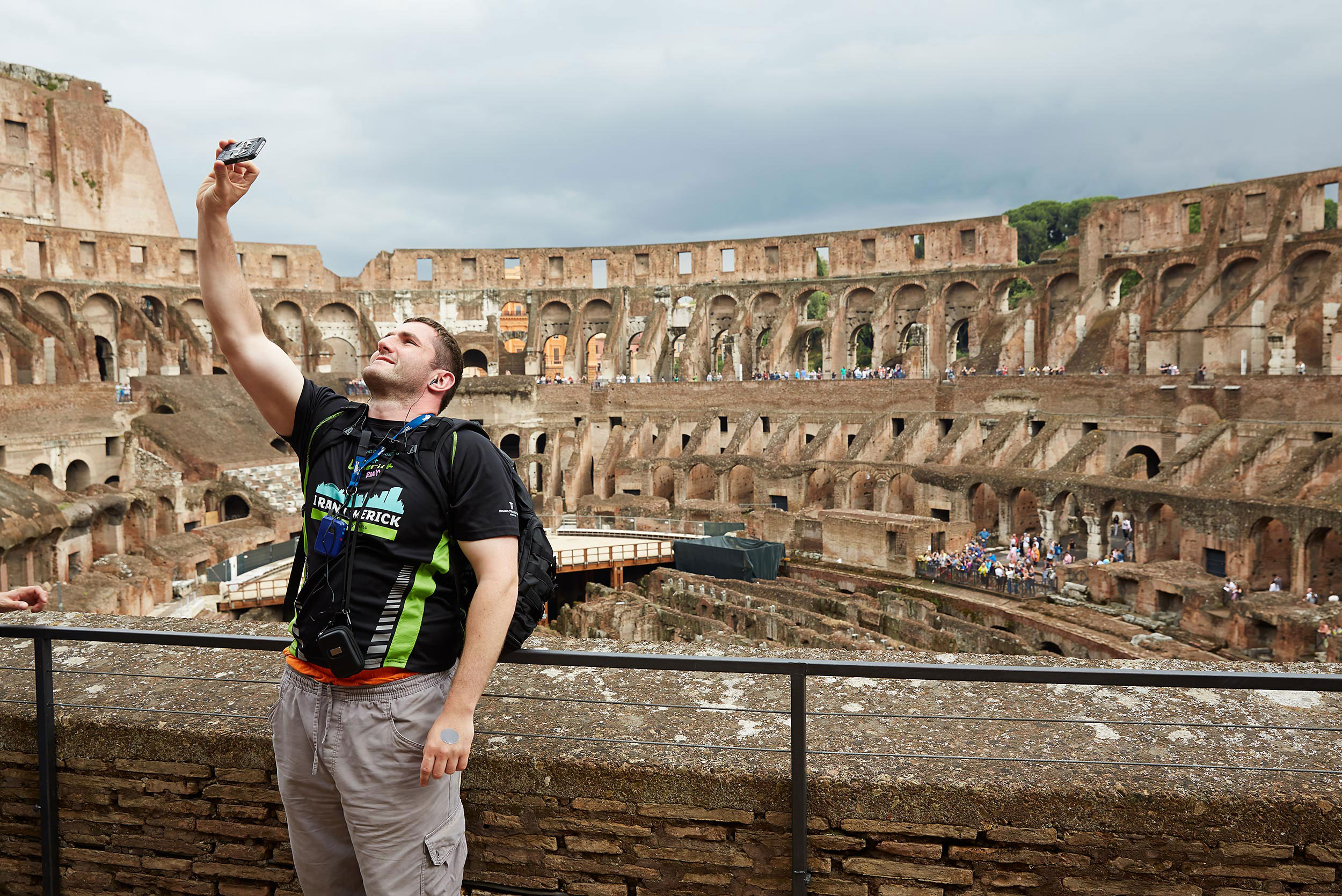 TOURISTS | Colosseum