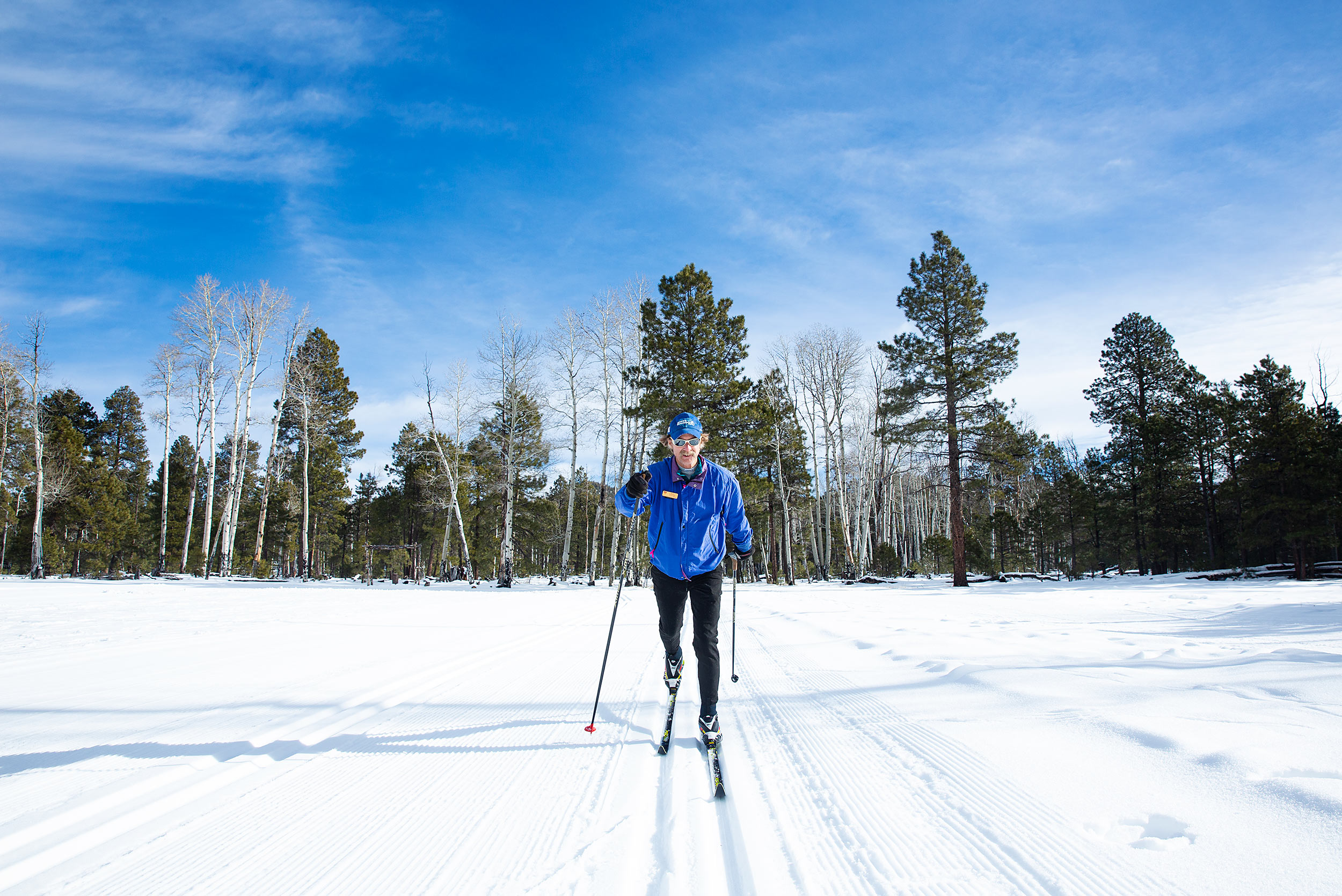 Cross country skiing - Steve Craft Photography - Phoenix Arizona Commercial Photographer