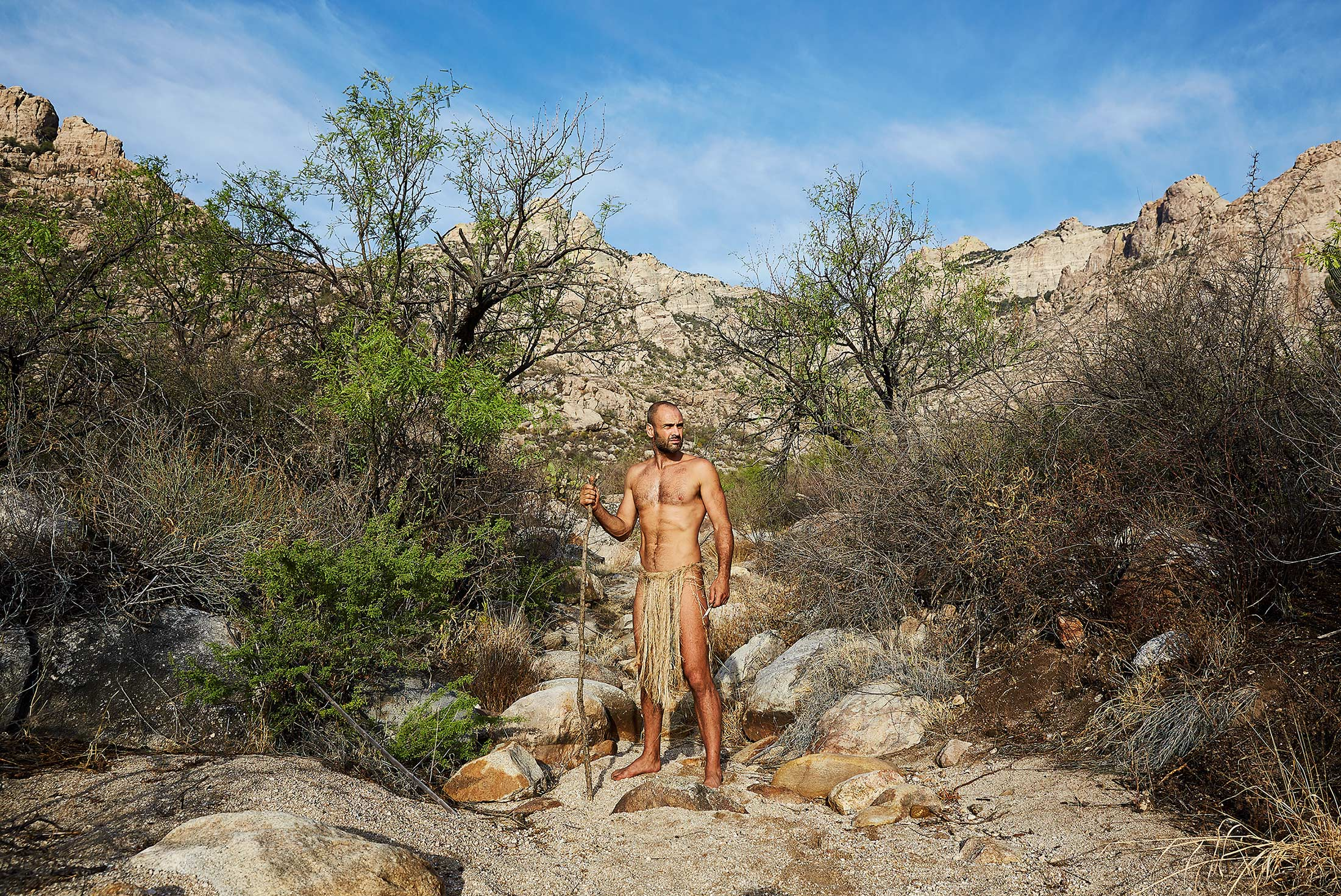 Discovery BBC - Marooned with Ed Stafford - Steve Craft Photography - Phoenix Arizona Photographer
