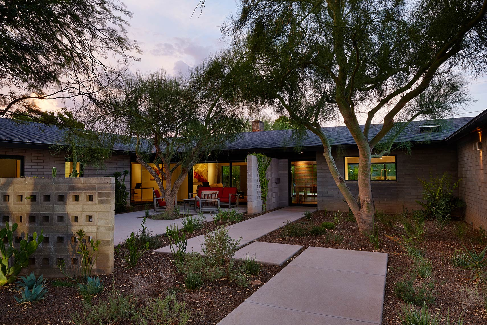 Elm Street -  Architectural Photographer - Steve Craft Photography - Phoenix, Arizona