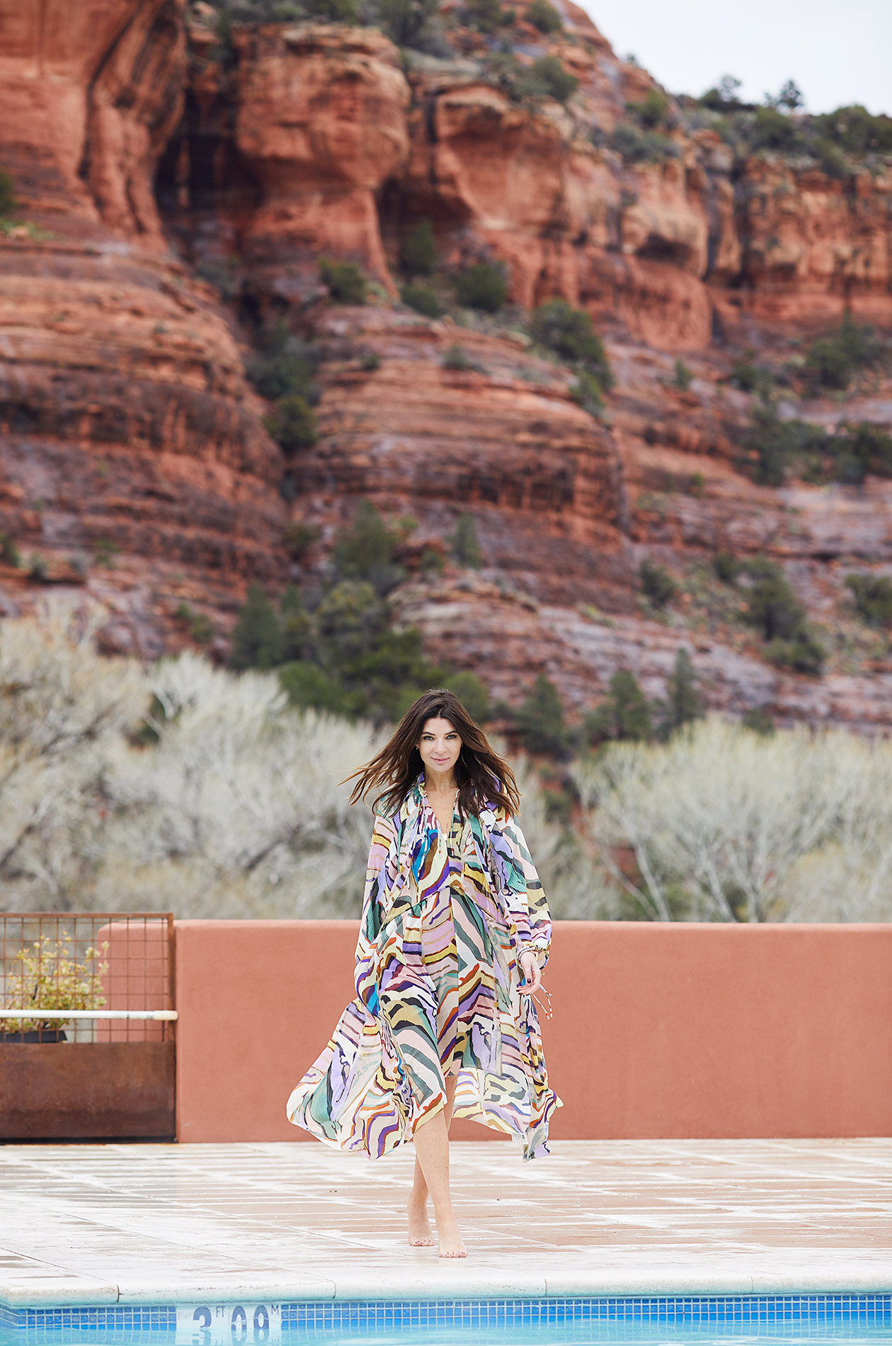 Monika Maresova for H&M - Steve Craft Photography - Phoenix Arizona Advertising Photographer