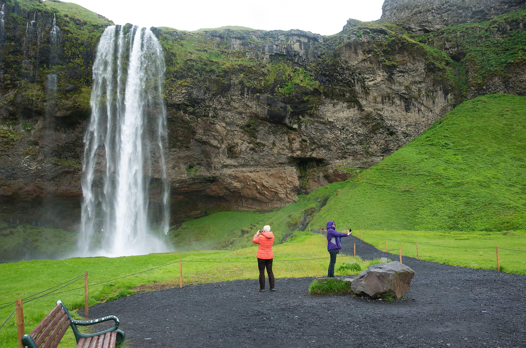 Seljalandsfoss, Iceland- Steve Craft Photography - Phoenix, Arizona - Advertising Photographer