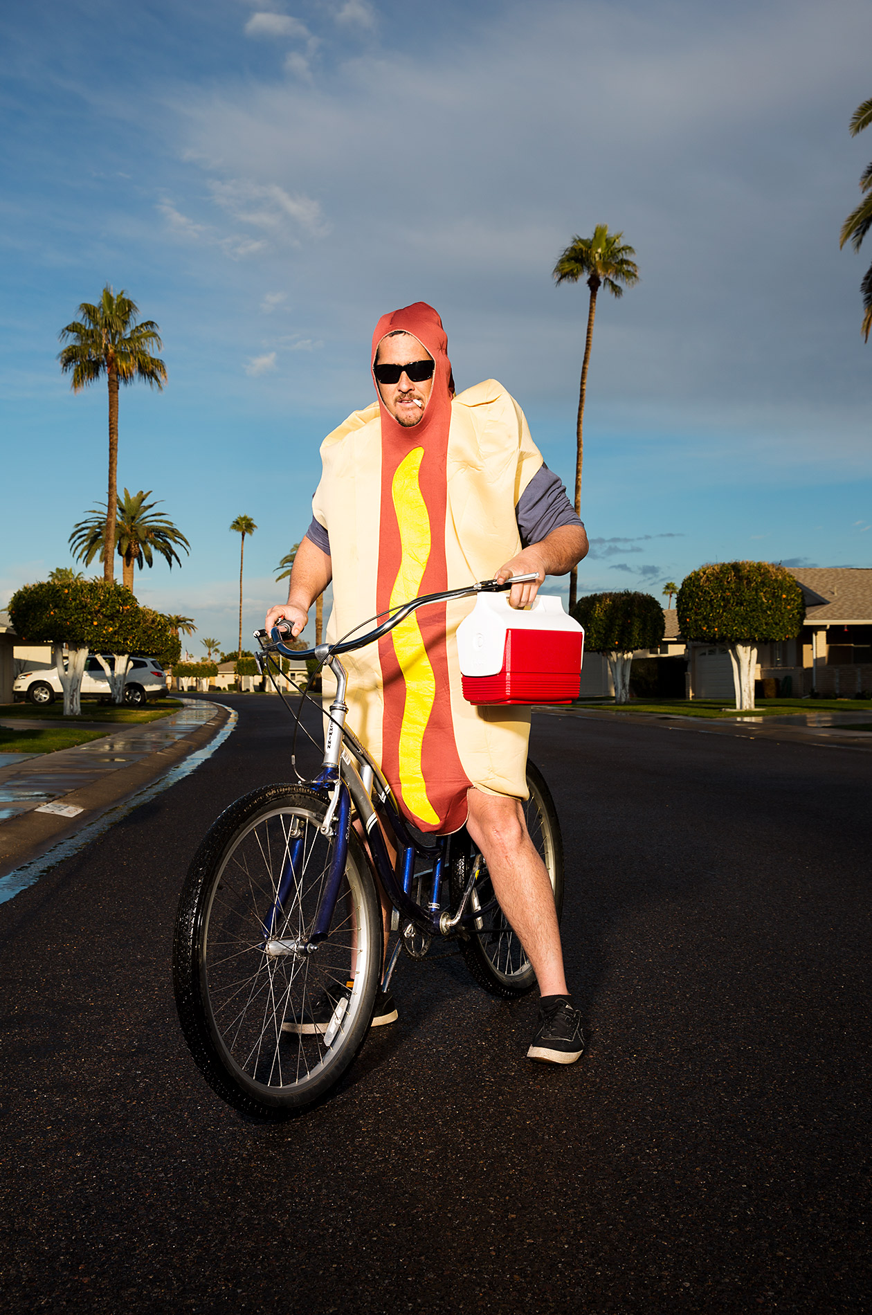Mr. Hot Dog - Steve Craft Photography - Phoenix Arizona Commercial Photographer
