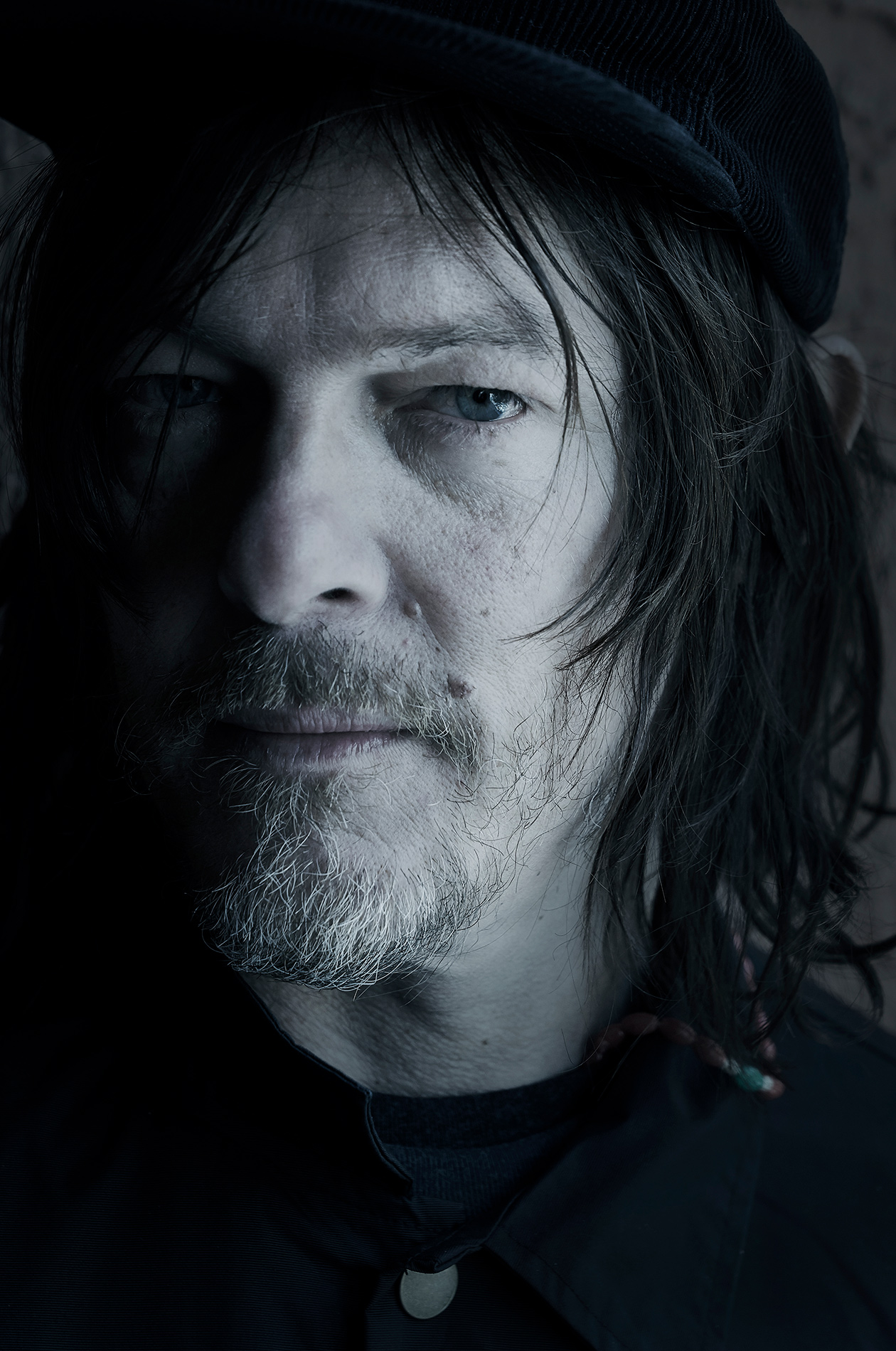 Norman Reedus for AMC Networks - Steve Craft Photography - Phoenix Arizona Commercial Photographer