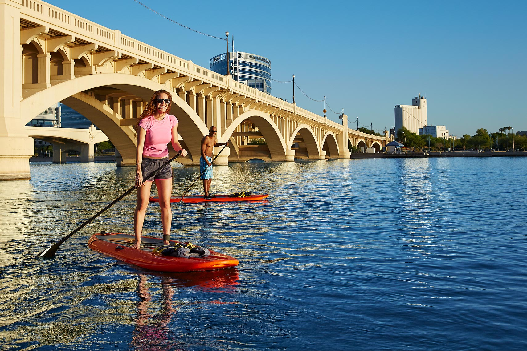 Tempe Tourism Office - Steve Craft Photography - Phoenix, Arizona - Advertising Photographer - Lifestyle