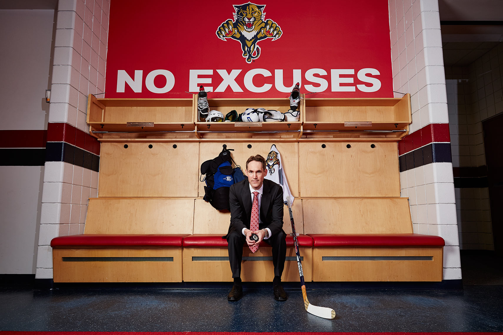 JOHN SPADEFLORIDA PANTHERS / NHL