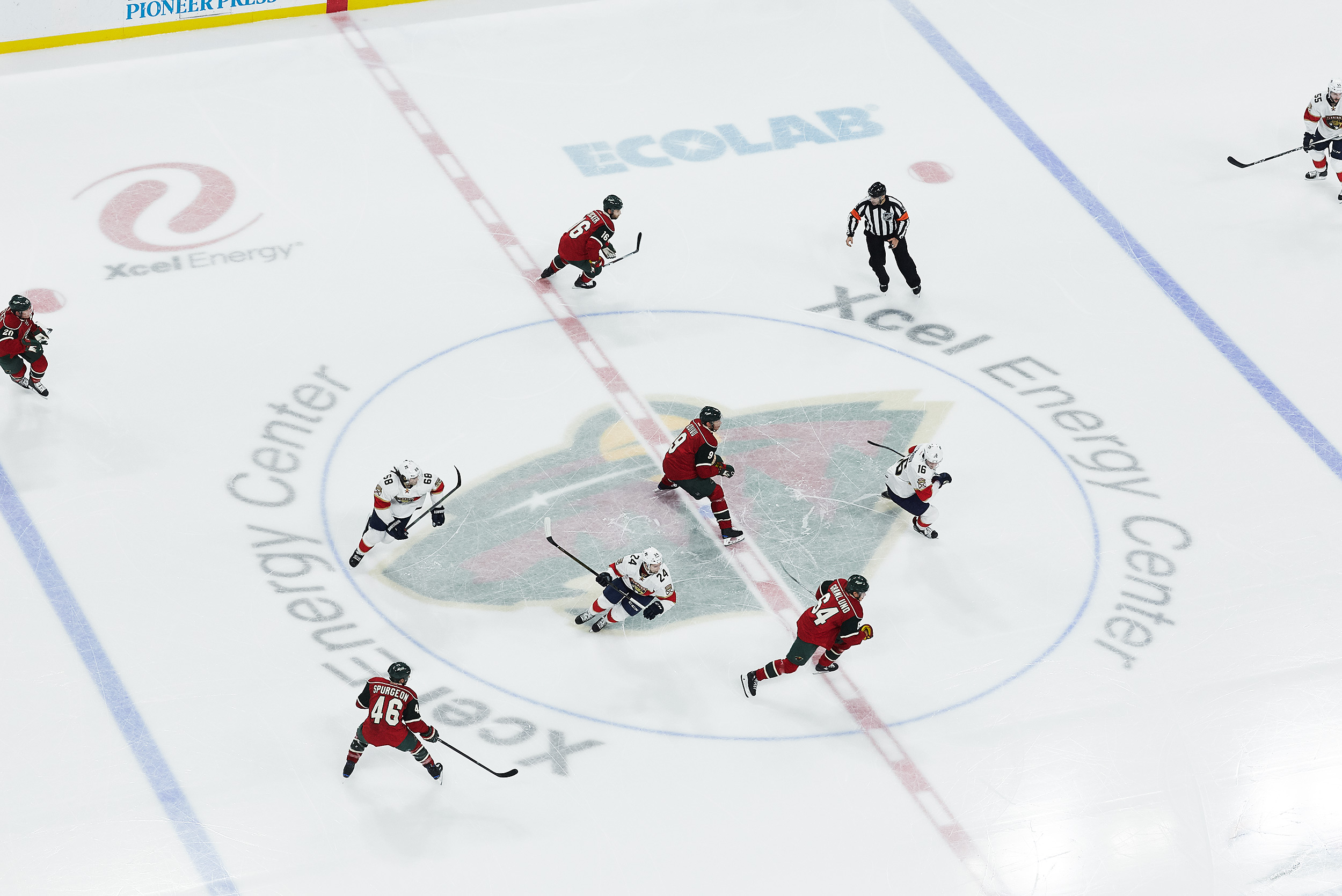 Wild vs Panthers - Steve Craft Photography - Phoenix Arizona Corporate Photographer