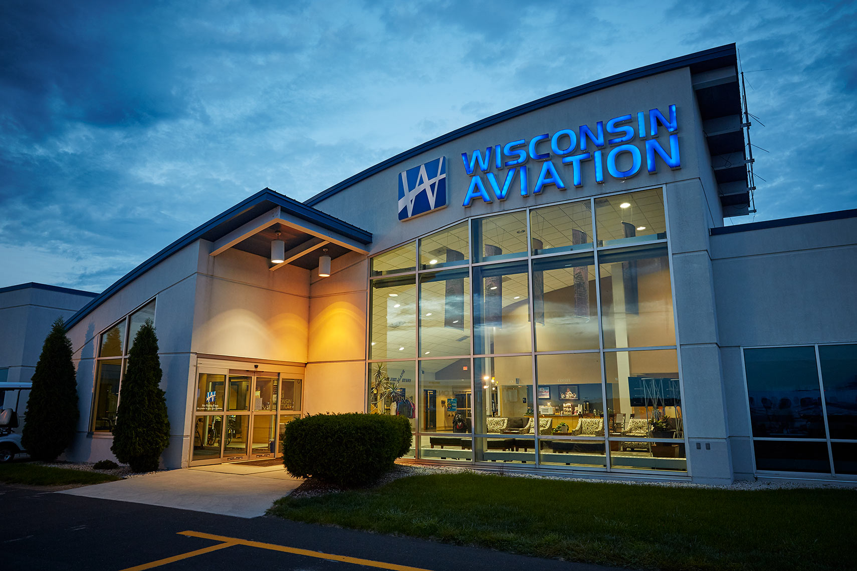WISCONSIN AVIATIONKMSN
