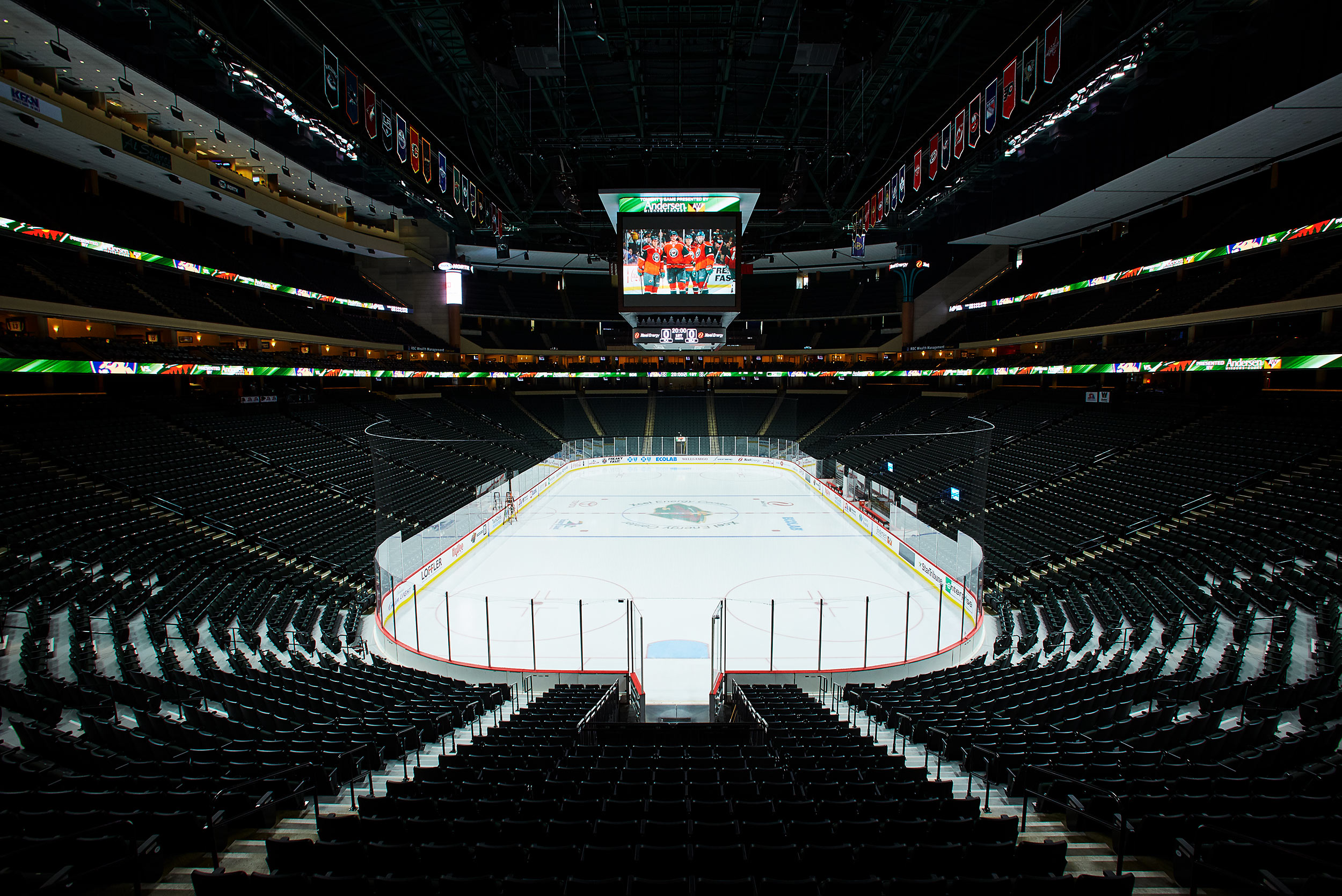 Xcel Center for CDW - Steve Craft Photography - Phoenix Arizona Commercial Photographer